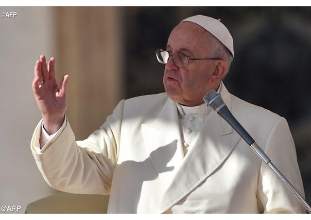 Папа Франциск: миряне не являются второстепенными членами Церкви, но имеют самостоятельную миссию