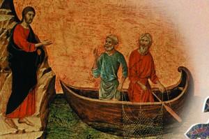 Призвание святых апостолов Петра и Андрея