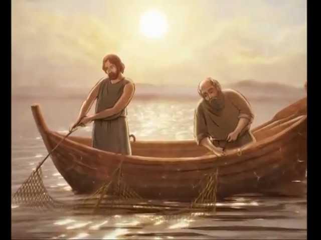 притча о рыбаках христианская