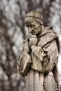 Памятник иеромонаху Рафаилу Калиновскому
