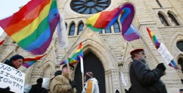 Церковь и гомосексуализм: страницы истории