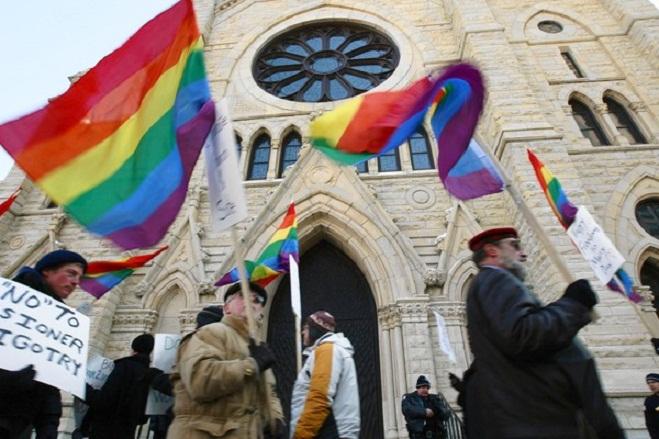 Церковь для гомосексуалистов