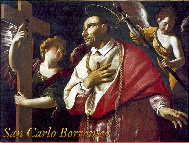 4 ноября. Святой Карл Борромео, епископ. Память