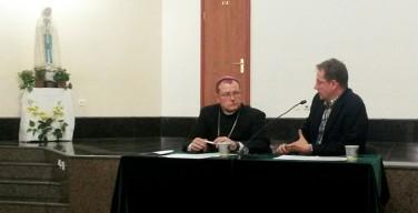 Архиепископ Павел Пецци рассказал о работе Синода епископов