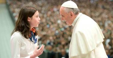 Папа об «иезуитском вирусе»: истина всегда держит в напряжении