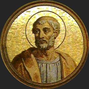 Святой Клемент I, Папа Римский