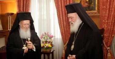 Предстоятель Элладской Церкви отказался участвовать в совещании по подготовке Всеправославного Собора
