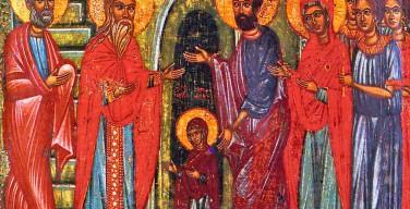 Восточные христиане празднуют Введение во Храм Пресвятой Богородицы