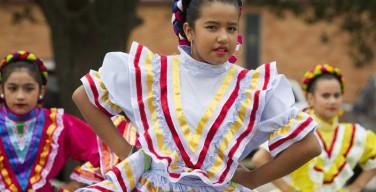 Празднование Девы Марии Гваделупской, покровительницы американского континента (ФОТО)