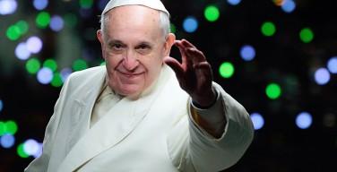 Послание Папы Франциска  к празднованию Всемирного Дня Мира 1 января 2016 года
