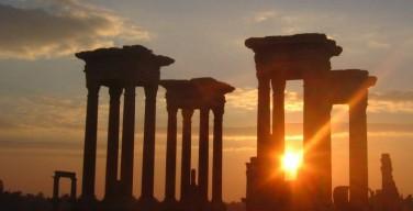 Эрмитаж собирает материалы о памятниках Пальмиры для их восстановления
