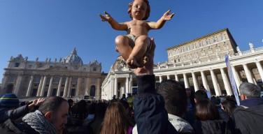 Воскресное размышление Папы Франциска перед чтением молитвы Angelus 20 декабря: нам следует заново научиться удивляться