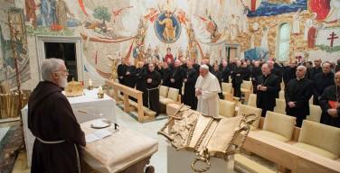 Отец Раньеро Канталамесса: принимать Церковь из любви ко Христу