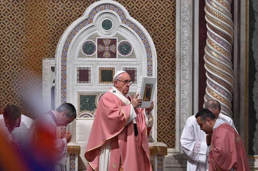 Проповедь Папы Франциска на Мессе в Латеранской базилике: от крещеных требуется больше, нежели справедливость