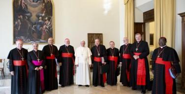 В Ватикане проходит 12-я сессия Совета кардиналов