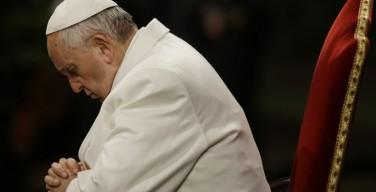 Скорбное Рождество-2015: Папа сочувствует жертвам трагедий на Филиппинах и в Нигерии