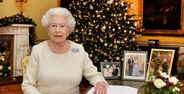 Королева Елизавета: «В послании Христа не было места ни мести, ни насилию»
