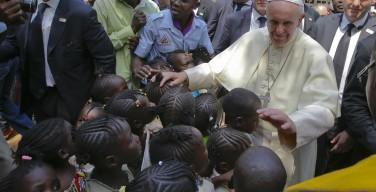 Африка — «континент надежды» (ФОТО)
