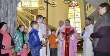 Открытие Врат Милосердия в Кемерове