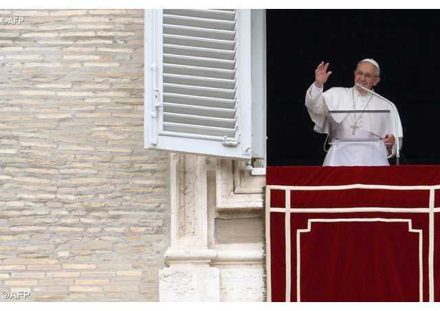 Воскресное размышление Папы Франциска перед чтением молитвы Angelus 6 декабря 2015 г.: мы все нуждаемся в обращении
