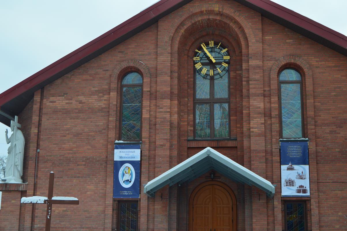 Святые врата Внеочередного Юбилейного Года Милосердия будут открыты в Кафедральном соборе Преображенской епархии 13 декабря