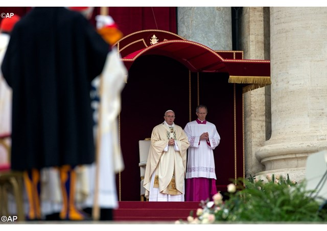 Слово Папы Франциска на открытие Юбилейного Года Милосердия. Площадь Святого Петра, 8 декабря 2015 г.