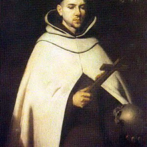 Хуан де ла Крус, настоятель монастыря в Дуруэло