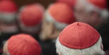 В 2016 г. 11 кардиналов переступят 80-летний рубеж и утратят права выборщиков
