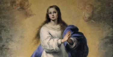 8 декабря. Непорочное Зачатие Пресвятой Девы Марии. Торжество