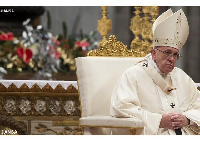 В праздник Святого Семейства Папа Франциск возглавил св. Мессу и преподал верным важные поучения