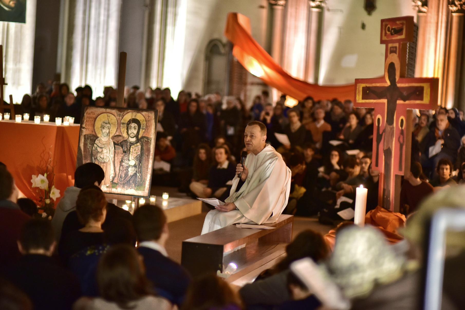 Папа – участникам встречи Тэзе: будьте оазисами милосердия для всего человечества
