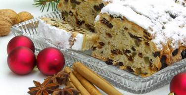 Рождественский штоллен — выпечка с многовековой историей (+ РЕЦЕПТ)