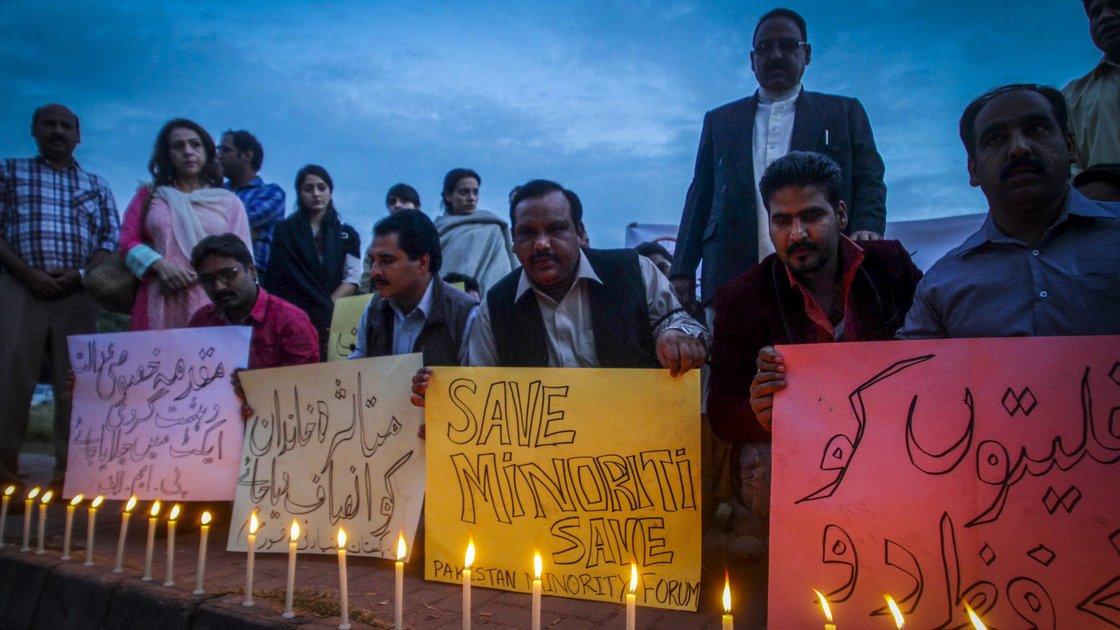 Пакистанские власти намерены снести христианские трущобы в Исламабаде
