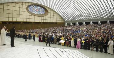 Папа — Pueri Cantores: добро не имеет «рейтинга»