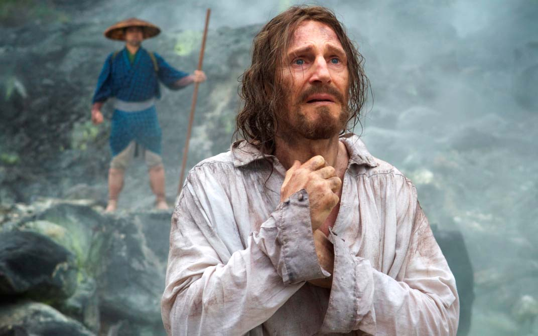 Мартин Скорсезе заканчивает работу над фильмом о португальских миссионерах-иезуитах в Японии