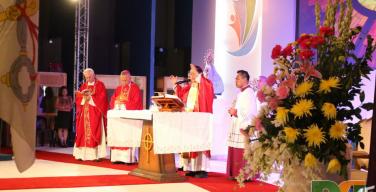51-й Международный Евхаристический Конгресс открылся на Филиппинах