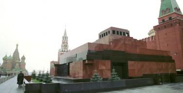 Песков: Вопрос о захоронении Ленина в настоящее время не стоит