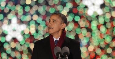 Обама поздравил всех православных с Рождеством