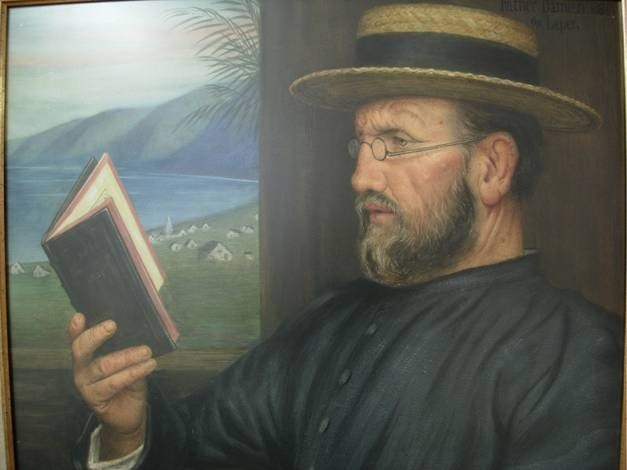 a biography josef de veuster or father damien Genealogy profile for h pater damiaan joseph dit pater damiaan de veuster in myheritage family trees father damien or saint damien of molokai.