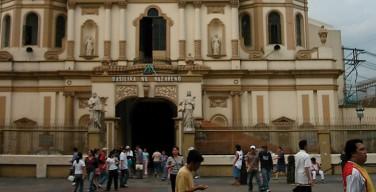 Католическая епархия на Филиппинах закрыла лавки при церквях