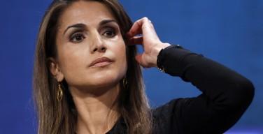 Королева Иордании опубликовала свой ответ журналу Charlie Hebdo