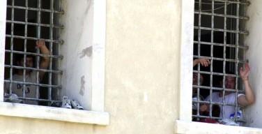 Открытие Святых врат в тюрьме Пальяно