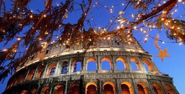 Рождество в Риме Григория Великого