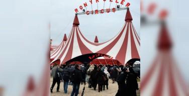 Служба Папских милостей организовала поход в цирк для 2000 бедных (фото)
