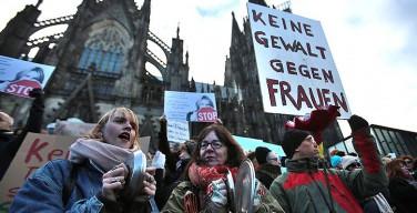Немецкая полиция разогнала в Кёльне антиисламскую демонстрацию