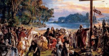 В Варшаве начались Всепольские мероприятия, посвященные 1050-летию Крещения Польши