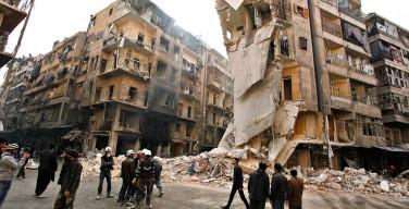 В Риме состоялся молебен о мире в Сирии. Архиепископ Алеппо: сирийцы должны договориться между собой