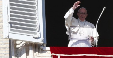 Воскресное размышление Папы Франциска перед чтением молитвы Angelus 17 января 2016 г.: «Христианская вера— это дар, который позволяет нам встретиться с Богом»