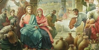 17 января. 2-е воскресенье после Богоявления (год C). Чудо в Кане Галилейской