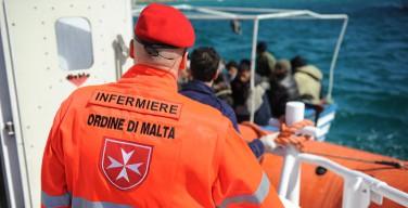 Мальтийский орден будет спасать мигрантов, плывущих в Европу через Эгейское море